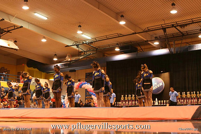 2008 Cheer Competition at Pflugerville High