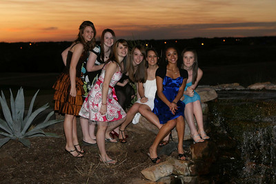 Cheerleading Banquet 2009