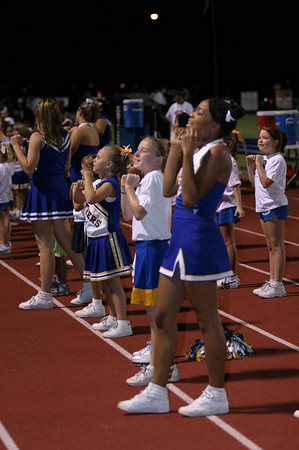 Pflugerville Panther Cheerleaders, 2004 - 2005