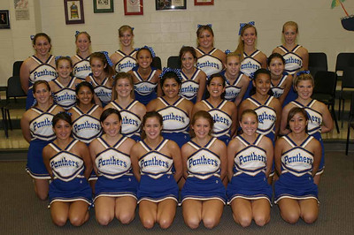 Pflugerville Panther Cheerleaders, 2005 - 2006