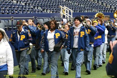 Panther Band, 2007 -2008