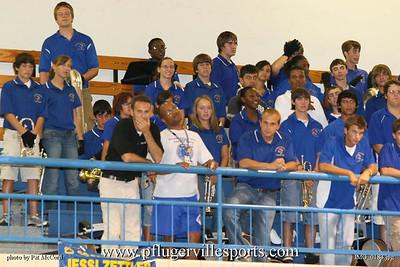 Panther Band, 2008 - 2009 season