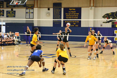 Pflugerville vs Georgetown, Aug 27, 2013