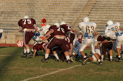 Pflugerville Panthers Freshmen vs. Round Rock Dragons, October 16, 2003