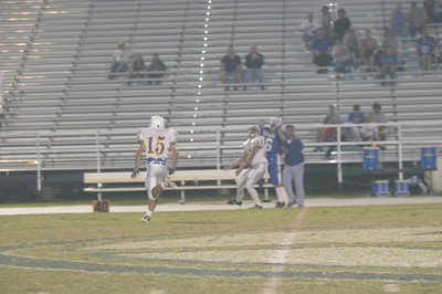 Pflugerville Panthers Gold vs. Georgetown Eagles, October 23, 2003
