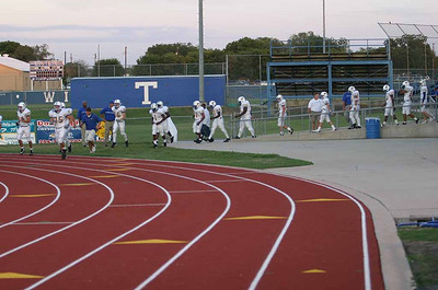 Pflugerville Panthers vs. Temple Wildcats