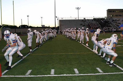 Pflugerville Panthers vs. Round Rock Dragons, October 17, 2003