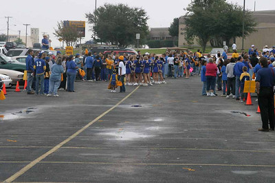 Pflugerville Panthers vs. Lufkin Panthers