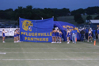 Pflugerville Panthers vs. Georgetown Eagles, October 1, 2004