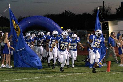 Pflugerville Panthers vs. Westwood Warriors, October 8, 2004
