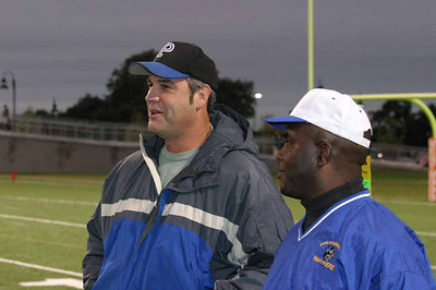 Pflugerville Panthers vs. Westwood Warriors, October 7, 2005