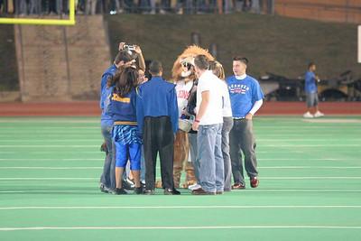 Pflugerville Panthers vs. Leander Lions, October 28, 2007