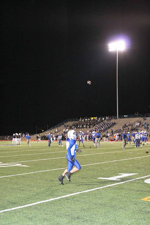 Pflugerville Panthers vs. McNeil Mavericks, November 4, 2005