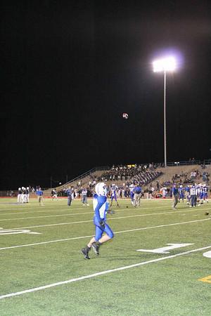 Pflugerville Panthers vs. McNeil Mavericks, November 4, 2005