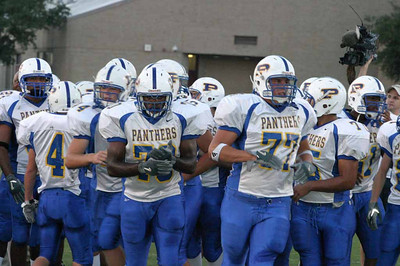 Pflugerville Panthers vs. Round Rock Dragons, September 26, 2005