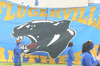 Pflugerville Panthers vs. Carter Cowboys,  December 01, 2007
