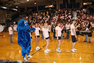 Pflugerville Panthers vs. Cedar Park Timberwolves, October 19, 2007