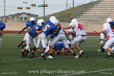 JV Panthers vs. Leander Lions