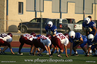 Panthers Freshmen A and B vs. Bastrop Bears, September 25, 2008