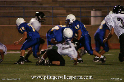 Pflugerville Freshmen vs. Connally Cougars
