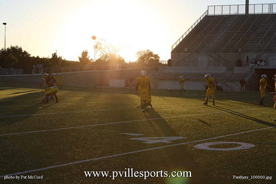 Panthers vs Stony Point Tigers