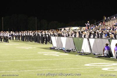 Pflugerville Panthers vs Akins Eagles, Sept. 23, 2011