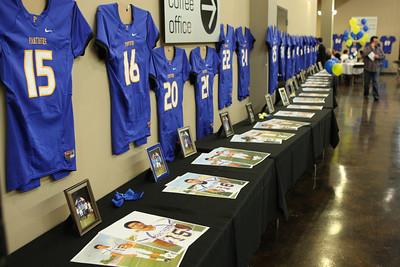 2012 Football Banquet