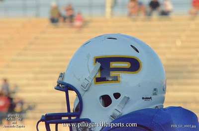 Panthers vs. Leander Lions, Sept 21, 2012