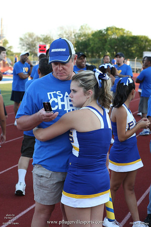 Pflugerville Homecoming 2012