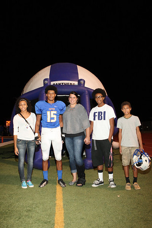 Seniors and Parents night 2012