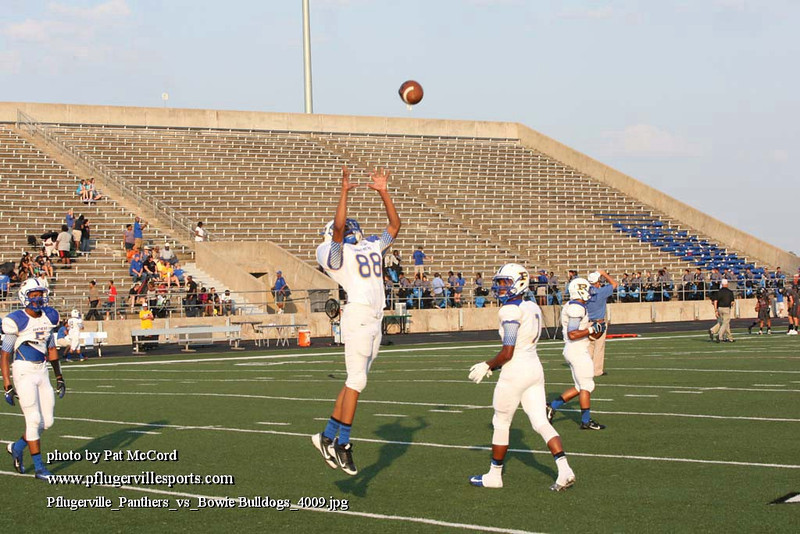 Pflugerville_Panthers_vs_Bowie Bulldogs_4009
