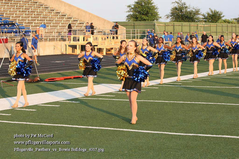 Pflugerville_Panthers_vs_Bowie Bulldogs_4017
