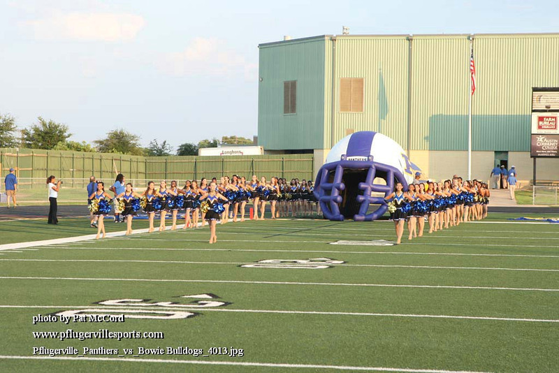 Pflugerville_Panthers_vs_Bowie Bulldogs_4013
