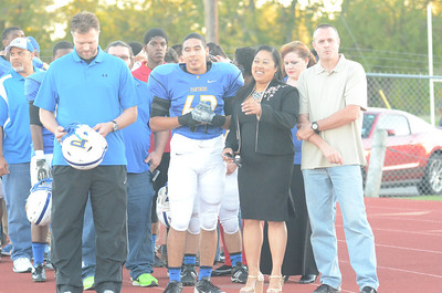 Senior Night 2013