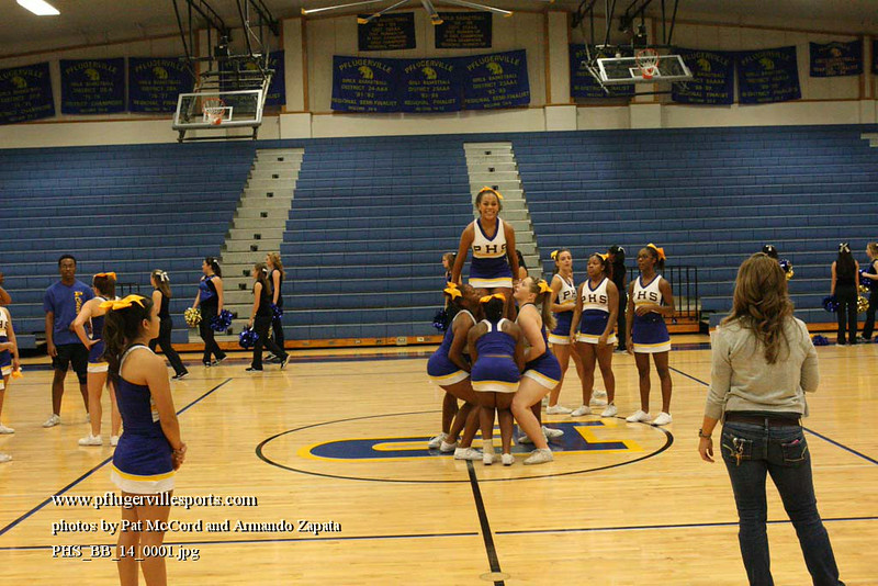Pflugerville Panthers vs Bowie Bulldogs