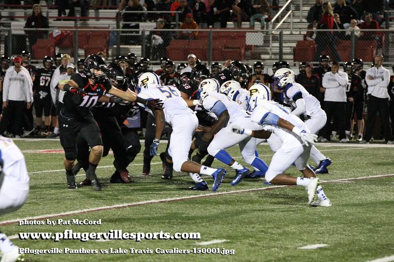 Pflugerville Panthers vs Lake Travis Cavaliers-150001