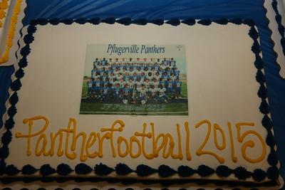 2015/2016 Football Banquet