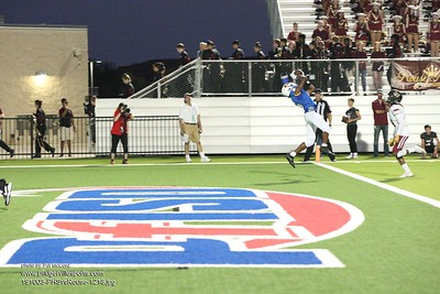 191003 Pflugerville Panthers vs Rouse Raiders