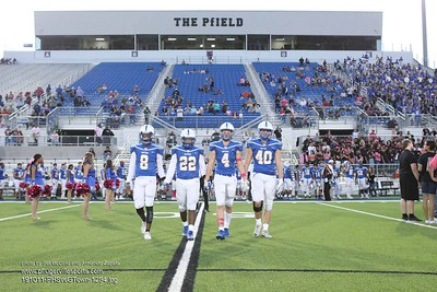191018 Pflugerville Panthers vs Georgetown Eagles