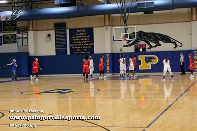 151204 Pflugerville Panthers vs Vista Ridge