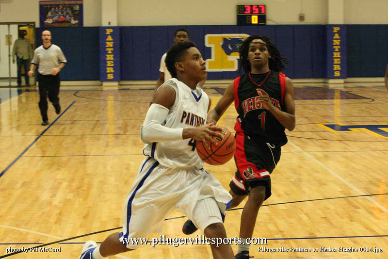 Pflugerville Panthers vs Harker Heights 0014