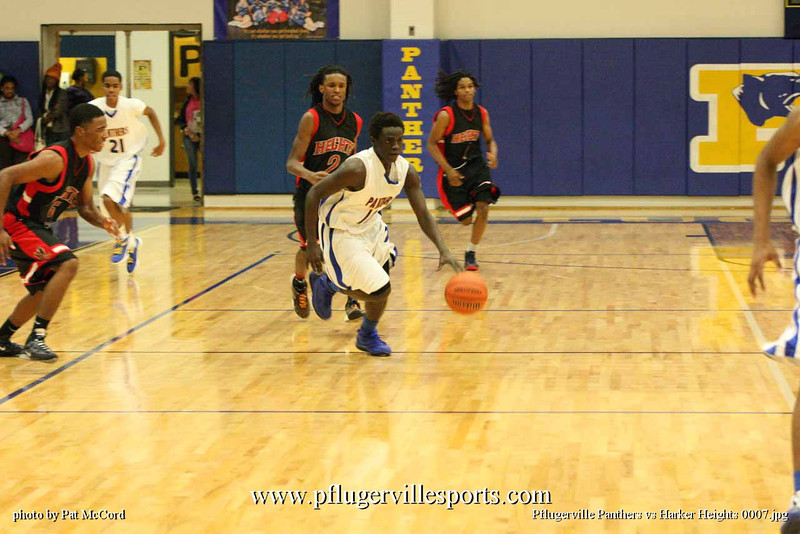 Pflugerville Panthers vs Harker Heights 0007