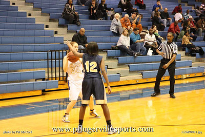 Panther JV Girls vs. Akins Eagles