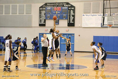 Panther Girls vs SA O'Connor