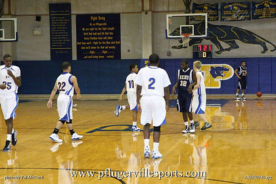 Panthers JV vs. Akins Eagles