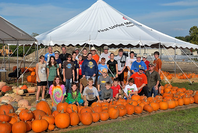 2009 UMYF Pumpkin Patch