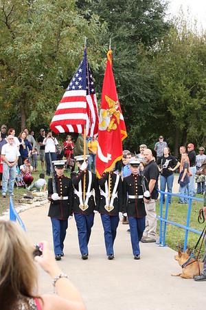 Pflugerville Veterans Day Ceremonies