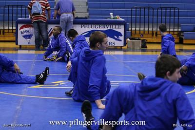 PHS, CHS, HHS Wrestling, Feb 4, 2009