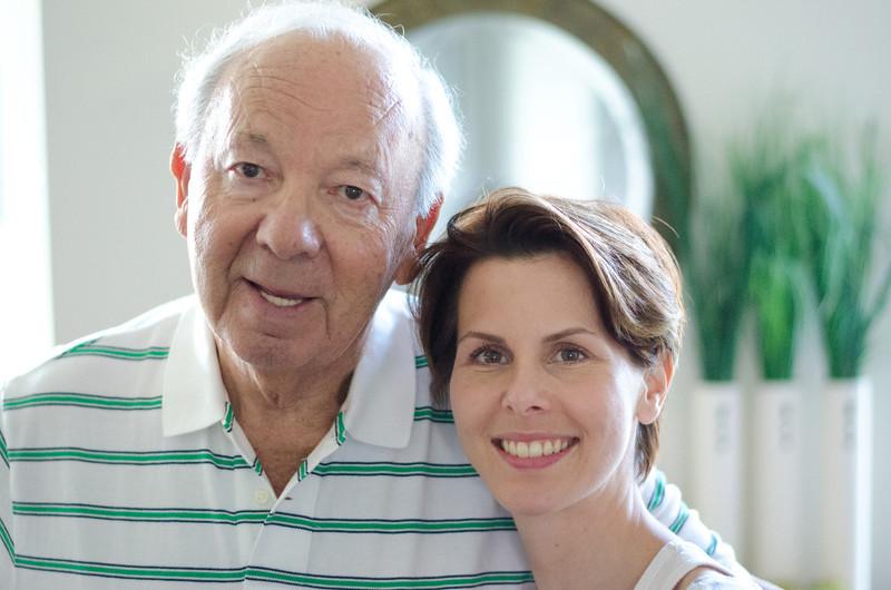 grandpa and Jess