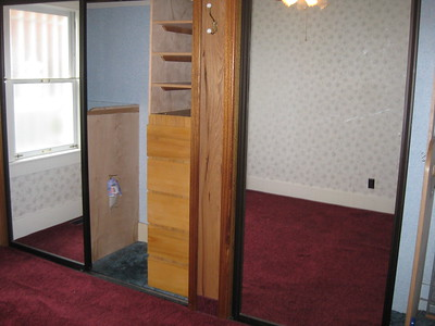 1st floor bedroom -- playroom probably?